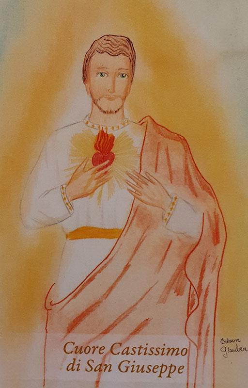 Consacrazione al Cuore Castissimo di San Giuseppe