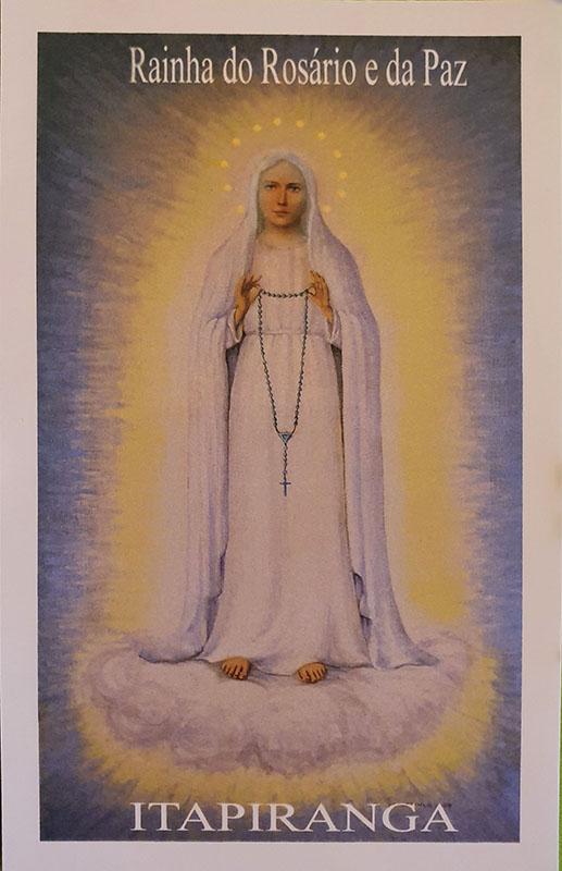 Immagine Regina del Rosario e della Pace