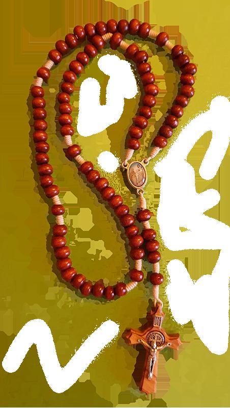 Rosario di San Giuseppe grani piccoli