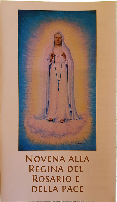 Novena Regina del Rosario e della Pace