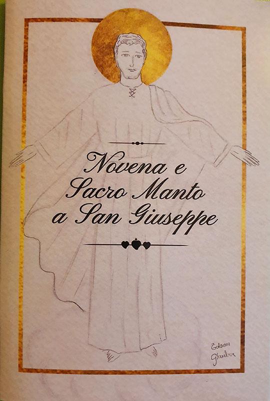 Novena e Sacro Manto a San Giuseppe